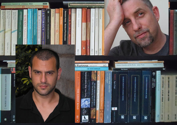Itamar Shafrir Nadjari & Alan David Pritchard - New authors at Wilkinson House
